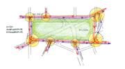Σχέδιο 7: Περιβαλλοντική και κυκλοφοριακή αναβάθμιση της περιοχής Hilton - Ριζάρη.