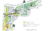 Σχέδιο 15: Αναβάθμιση της περιοχής από το Hilton μέχρι το Στάδιο Ο Μεγάλος Πολιτιστικός Περίπατος.