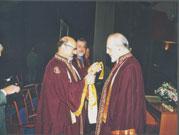 Ανακήρυξη του Θεοδόση Π. Τάσιου σε Επίτιμο Διδάκτορα του Δημοκρίτειου Πανεπιστημίου Θράκης
