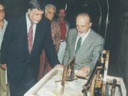 Στην Έκθεση Αρχαίας Ελληνικής Τεχνολογίας, στη Θεσσαλονίκη