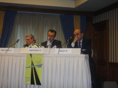 Προεδρείο 3ου Πανελληνίου Συνεδρίου Οδοποιίας