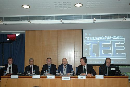 Στρογγυλό Τραπέζι με θέμα την «Ενημέρωση της  θεσμοθετημένης επαγγελματικής πρακτικής και εκπαίδευσης των  Αρχιτεκτόνων και των Πολιτικών Μηχανικών, σε διεθνές επίπεδο»